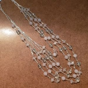 Jewelry - Multiple strand beaded necklace
